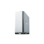 Synology DS115J 1TB (1 x 1TB Seagate IronWolf HDD) NAS Desktop Ethernet LAN White DS115J/1TB-IW