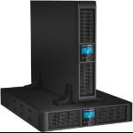 PowerWalker VFI 3000RT LCD uninterruptible power supply (UPS) Double-conversion (Online) 3000 VA 2700 W 9 AC outlet(s)