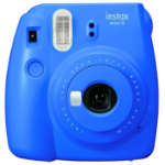 Fujifilm Instax Mini 9 62 x 46mm Blue instant print camera