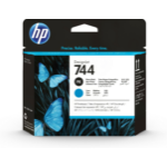 HP F9J86A (744) Printhead black