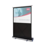 Nobo Portable Floorstanding Projection Screen 1220 x 910mm
