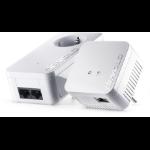 Devolo dLAN 550 WiFi Starter Kit Ethernet LAN Wi-Fi Wit 2 stuk(s)