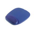Kensington Reposamuñecas gel raton azul