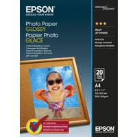 Epson C13S042538 A4 Gloss White photo paper