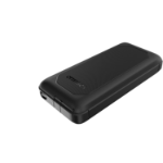 OtterBox CONNECTED+ power bank Schwarz Lithium-Ion (Li-Ion) 20000 mAh