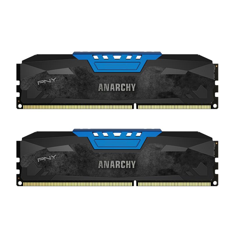 PNY Anarchy 2x8GB DDR3 16GB DDR3 1866MHz memory module