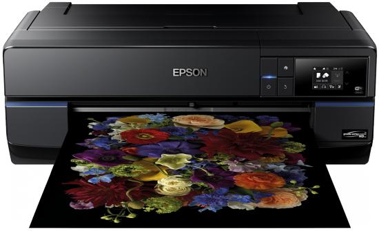 Epson SureColor SC-P800 Roll Unit Promo Colour 2880 x 1440DPI A2 Wi-Fi Black