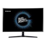 "Samsung LC32HG70QQU LED display 80 cm (31.5"") Quad HD Curved Blue, Grey"