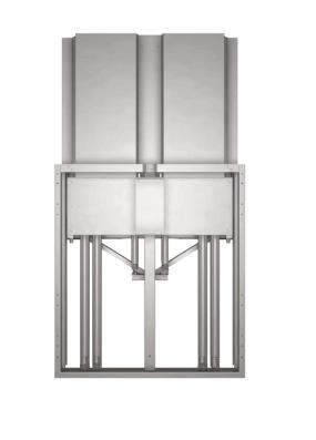 "Promethean APTASBB400-90 flat panel wall mount 190.5 cm (75"") Grey"
