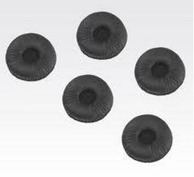 Zebra KT-133525-01R Leatherette Black 5pc(s) headphone pillow