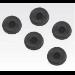Zebra KT-133525-01R headphone pillow