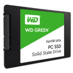 "Western Digital Green internal solid state drive 2.5"" 240 GB Serial ATA III SLC"