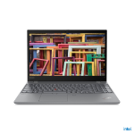 """Lenovo ThinkPad T15 Notebook 15.6"""" 1920 x 1080 pixels Touchscreen 11th gen Intel® Core™ i7 16 GB DDR4-SDRAM 512 GB SSD Wi-Fi 6 (802.11ax) Windows 10 Pro Gray"""