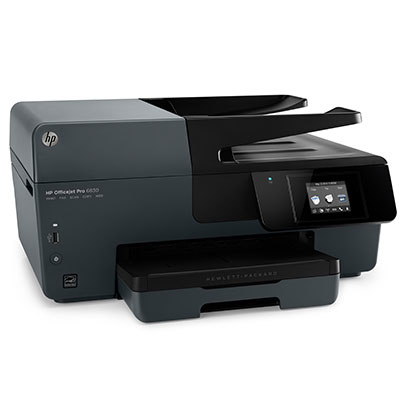 HP Officejet Pro 6830 15000ppm 4800x1200 Print Scan Copy Fax ADF - E3E02A#A80