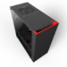 NZXT S340 Elite Midi-Tower Black,Red computer case