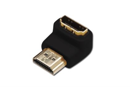 ASSMANN Electronic AK-330502-000-S adaptador de cable HDMI A Negro