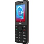 "Alcatel 2038X 6.1 cm (2.4"") 88 g Black, Brown Feature phone"