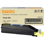 UTAX 654010016 Toner yellow, 18K pages