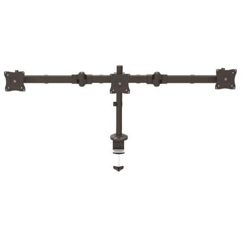 StarTech.com Desk-Mount Triple Monitor Arm - Articulating