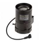 Axis 01469-001 beveiligingscamera steunen & behuizingen Lens