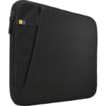 "Case Logic Huxton HUXS-115 Black notebook case 15.6"" Sleeve case"