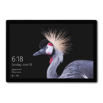 Microsoft Surface Pro 256GB Black,Silver tablet