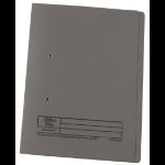 Rexel Jiffex Foolscap Transfer File Grey (50)