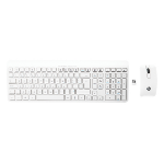 HP C6400 keyboard RF Wireless White