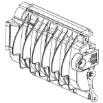 Datamax O'Neil OPT78-2444-01 Label printer