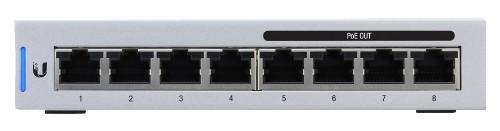 Ubiquiti Networks UniFi Switch 8 Managed Gigabit Ethernet (10/100/1000) Grey Power over Ethernet (PoE)