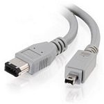 C2G 3m IEEE-1394 Cable 3m Grey