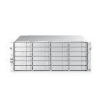 Promise Technology E5800f disk array 96 TB Rack (4U) Stainless steel