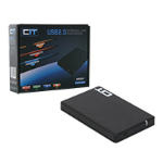 "CIT 2.5"" USB 2.0 SATA HDD ENCLOSURE"