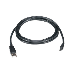 """Black Box USB06-0006 USB cable 70.9"""" (1.8 m) USB A Mini-USB B"""