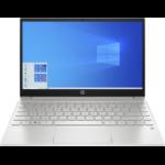 "HP Pavilion 13-bb0001na Notebook 33.8 cm (13.3"") Full HD 11th gen Intel® Core™ i5 8 GB DDR4-SDRAM 256 GB SSD Wi-Fi 5 (802.11ac) Windows 10 Home Silver"