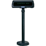 Glancetron DISP8034SW 20digits RS-232 Black
