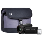 Panasonic HC-V770 Black Camcorder Kit inc 32GB SD Card & Case