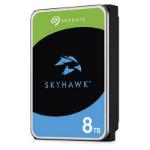 "Seagate SkyHawk ST8000VX004 internal hard drive 3.5"" 8000 GB Serial ATA"