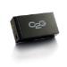 C2G HDMI to DisplayPort Converter - Video converter - HDMI - black