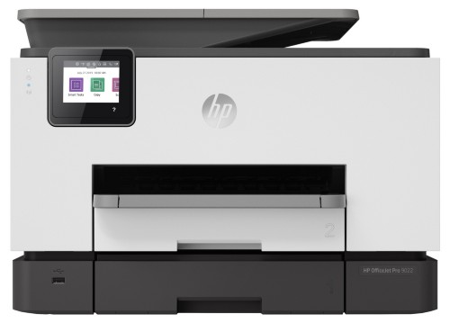 HP OfficeJet Pro 9022 All-in-one wireless printer Print,Scan,Copy from your phone, Instant Ink ready & voice activated (works with Alexa and Google Assistant)