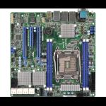 Asrock EPC612D4U-2T8R Intel C612 LGA 2011 (Socket R) Micro ATX server/workstation motherboard