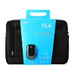 "Acer 15 6 CARRYING CASE + maletines para portátil 39,6 cm (15.6"") Bandolera"