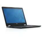 """DELL Latitude E5570 2.4GHz i5-6300U 15.6"""" 1366 x 768pixels Black Notebook"""