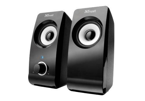 Trust Remo 2.0 8W Black loudspeaker