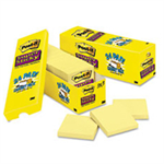 Post-It 654-1T self-adhesive label Yellow 16 pc(s)