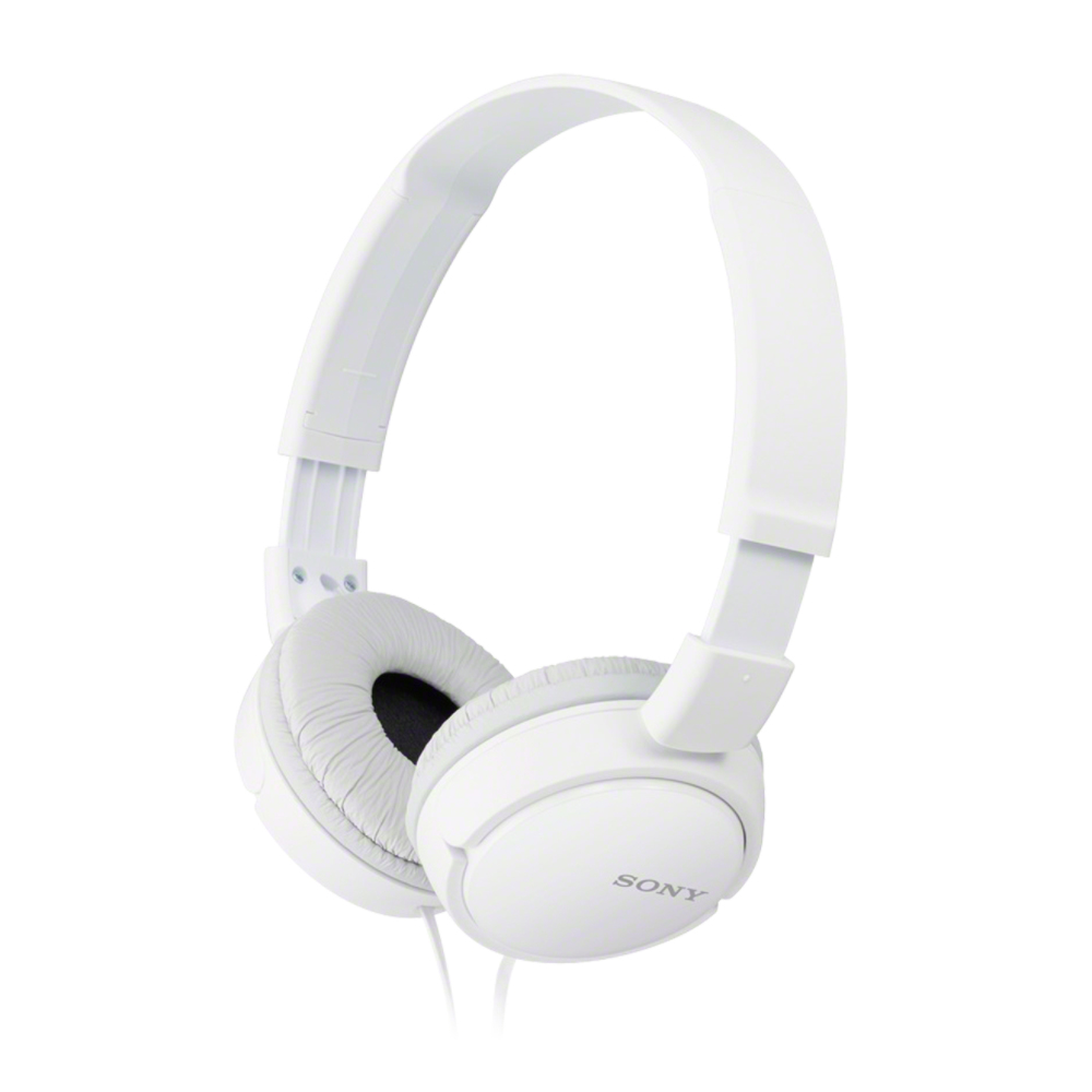 Basic Overband Headphone Mdr-zx110ap White