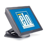 """Elo Touch Solution 1729L 17"""" Beige touch screen monitor"""