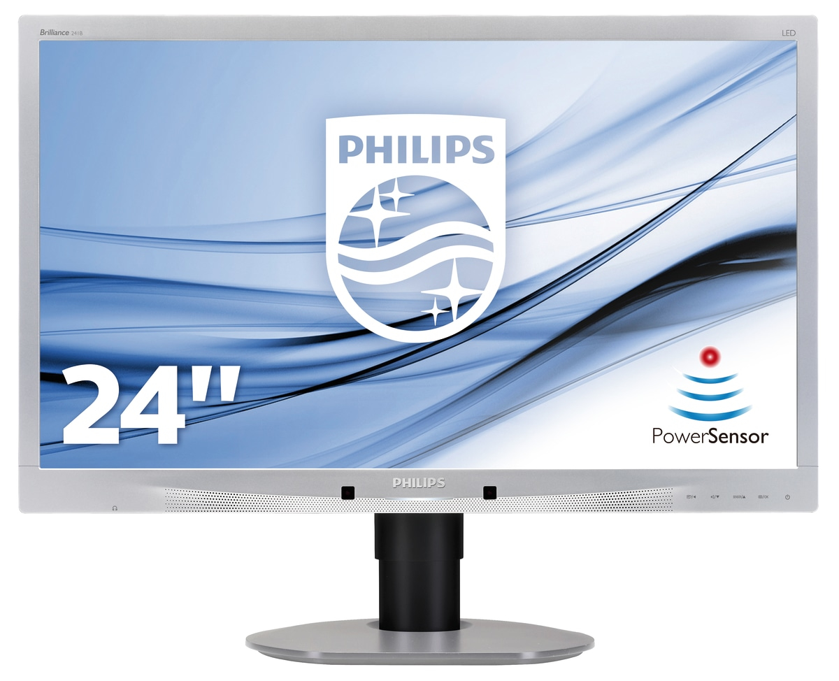 Philips B Line LCD-monitor met LED-achtergrondverlichting 241B4LPYCS/00
