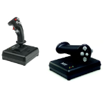 CH Products Topgun Pack For PC & Mac (Inc USB Fighterstick + Pro Throttle)
