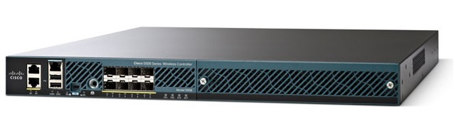 Cisco 5508 Series Wireless Controller For High Availability In